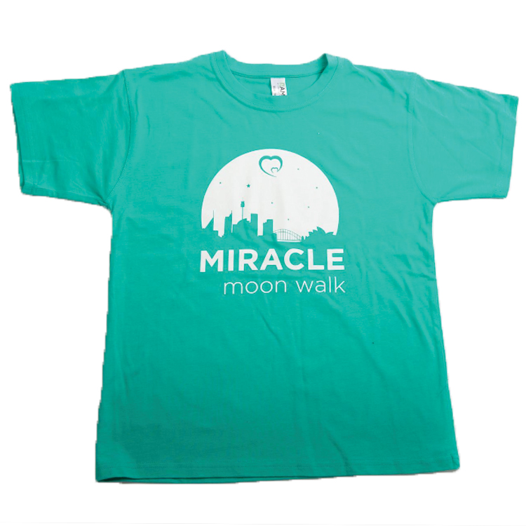 MMW T-Shirt Teal